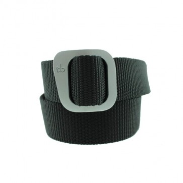 Dakota Black Web Belt