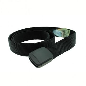 Black Hiker Money Belt