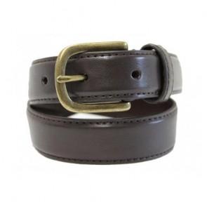Coleman Boys Leather Uniform Belt