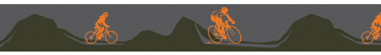Mountain Biking Gray #446GY - +$3.00
