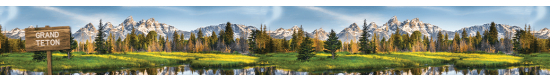 Grand Teton #457 - +$3.00